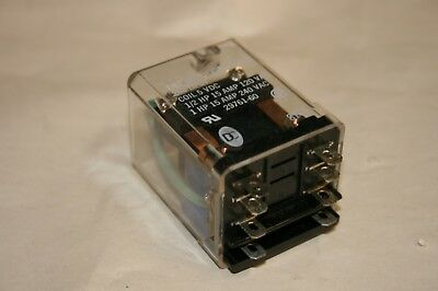 Deltrol 297751-60 Dpdt Relay - 5vdc Coil - 15a Contacts 101-365