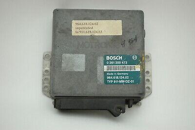Porsche 964 Engine DME Control Unit 96461812402 SS 964618124CX