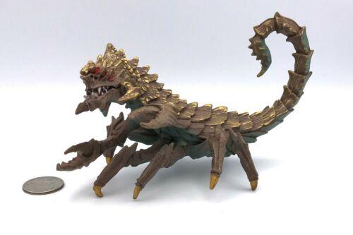 Safari Ltd DESERT DRAGON Scorpion-Like Figure Fantasy Mythical Figure