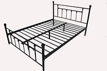 Brand New Double/Queen/King size Metal Bed Black or White Clayton South Kingston Area Preview