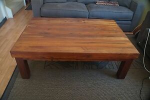 Solid Balinese style Coffee Table Ballina Ballina Area Preview