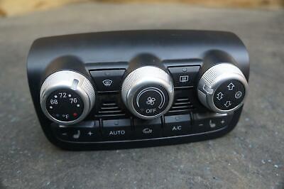 HVAC Climate Control Air Switch Heated Seats 420820043L OEM Audi R8 2011-15