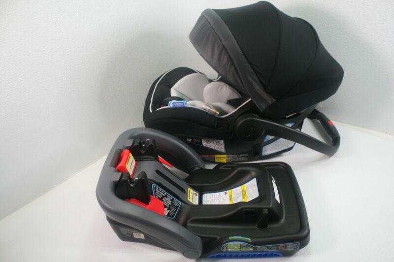 Graco SnugRide SnugLock 35 Platinum Rear Facing Infant Car Seat Spencer 2079430