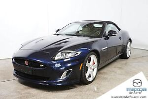 2015 Jaguar XK XKR cuir supercharged gps bluetooth