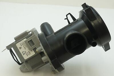 Washer Drain Pump & Motor for General Electric, 110 Volts LB