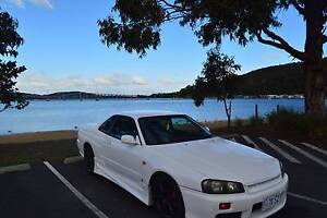 Nissan Skyline R34 1999 | CHEAP  | URGENT SALE!!!!! NEG ON PRICE! Hobart CBD Hobart City Preview