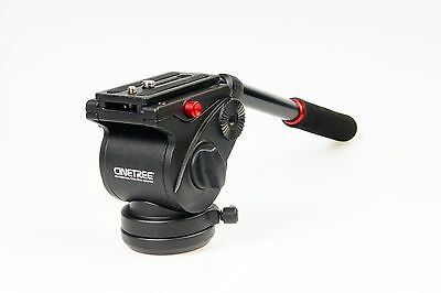 CINETREE Universal Video Camera Fluid Tripod Head for DSLR FREE EXPEDITED SHIP