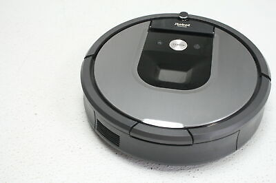 iRobot Roomba 960 Robot Vacuum- Wi-Fi Mapping Alexa Pet Carpets Hard Floor