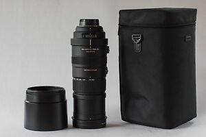 Sigma 150-500mm F5-6.3 APO DG OS HSM lens for Nikon F mount Midland Swan Area Preview