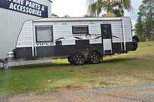 2013 20' GALAXY VIPER FULL ENSUITE OFFROAD CARAVAN *A MUST LOOK* Gympie Gympie Area Preview
