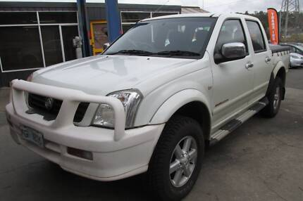 2005 Holden Rodeo LT DualCab 4x4 Ute Youngtown Launceston Area Preview