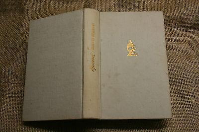 Buch Geschichte Carl Zeiss, Ernst Abbe,viele Fotos,Mikroskop,Fernrohr,Optik,1957