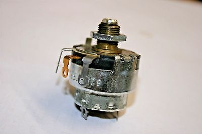 500 Ohm Potentiometer W Switch 100-103
