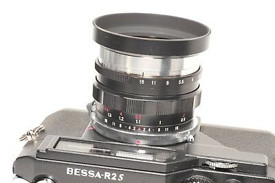 Usado,  RARE Voigtlander 50mm f1.5 NOKTON S Aspherical , Nikon S mount for rangefinder  segunda mano  Embacar hacia Spain