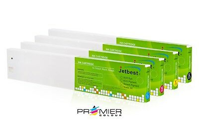 Qty 4 Jetbest Eco Solvent Ink 440ml For Roland Vp Sp Vsxcscbn Eco Sol Max