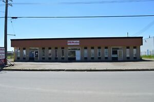 Stand Alone Industrial Shop w/Office for Sub-Lease