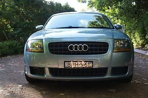 2006 Audi TT Coupe Cronulla Sutherland Area Preview