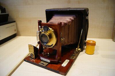 Century 4x5 sheet film camera
