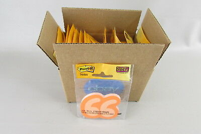 Lot Of 20 Post-it Notes Super Sticky Unique Shape Quote 50 Sheets X 20 1000