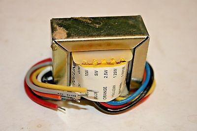 70v - 8 Ohm Line-matching Transformer - .635 1.25 2.5 5 10 Watt Taps Ewlmt