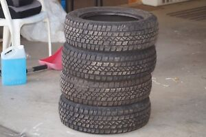 4 Arctic Claw Winter Tires for Sale!