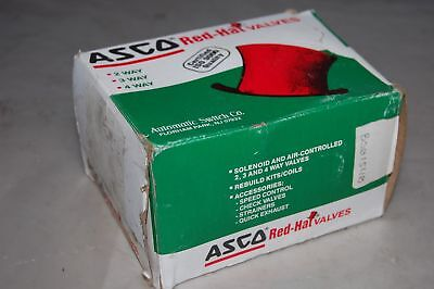 Asco Jkp8210g7 Valve