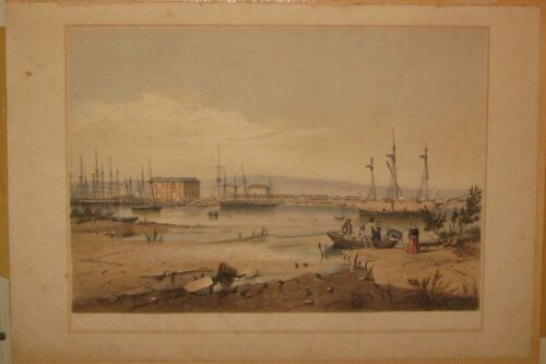 RARE Antique 1847