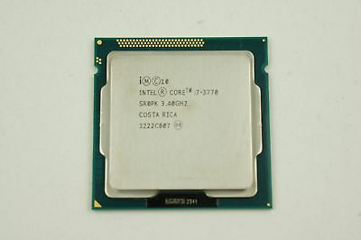 Intel Core i7 3770 LGA1155 From Japan USED