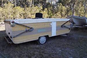Pop top 'Camperlander' caravan campervan Fletcher Newcastle Area Preview
