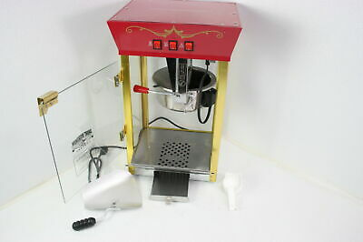 Great Northern Popcorn 83-dt5628 Movie Theater Style 8 Ounce Antique Machine