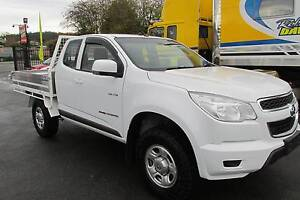 2013 Holden Colorado LX SpaceCab 4X4 Ute Youngtown Launceston Area Preview