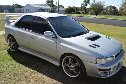 1997 GC8 WRX