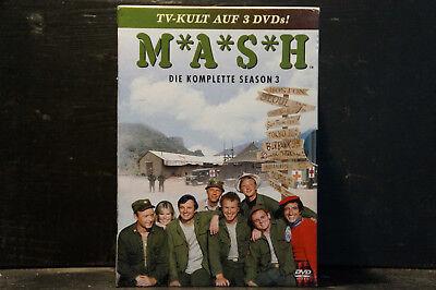 M*A*S*H / Die komplette Season 3    3 DVD-Box gebraucht kaufen  Frankfurt