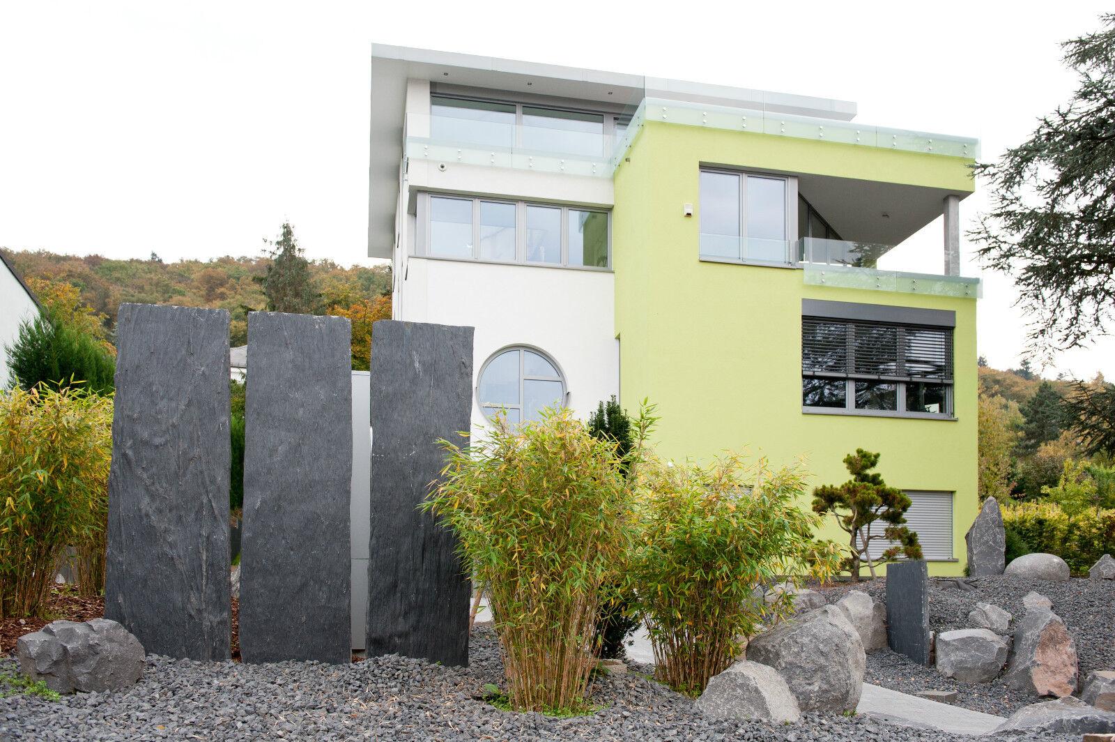 Sichtschutz Garten Palisaden luxury – thaduder