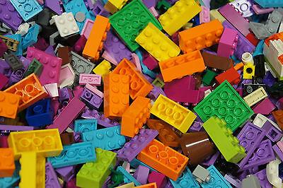 LEGO New Pcs from HUGE BULK LOT Bulk Lot Blocks PLATES - Qty x 200 Pcs per Order