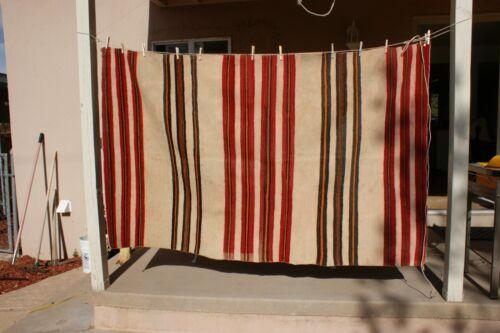 Antique Navajo Transitional Period Blanket Circa 1890-1900 very good condition.