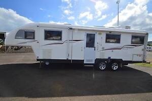 2008 TRAVELHOME MACQUARIE 29' FIFTH WHEELER NOW ONLY $69990 Gympie Gympie Area Preview