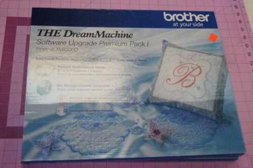Brother SAVRXVUGK1 Dream Machine Upgrade Premium Pack 1 XV8500D to XV8550D