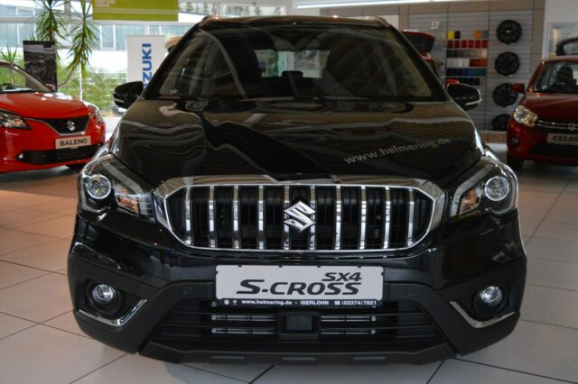 Suzuki SX4 S-Cross 1.4 BOOSTERJET AT Comfort+ ALLGRIP