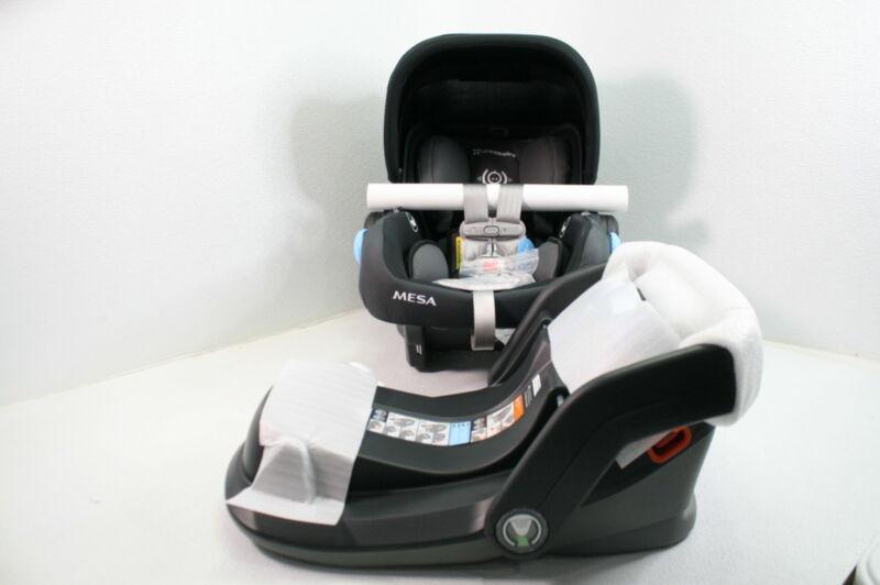 UPPAbaby MESA Infant Rear Facing Car Seat Merino Wool Version Fire Retardant