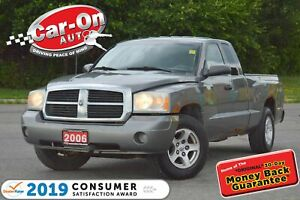 2006 Dodge Dakota SLT V6 4X4 A/C FULL PWR GRP ALLOYS