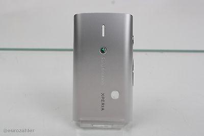 Original Original Sony Ericsson Xperia X8 Akkudeckel Akku Cover Deckel weiss ...