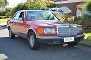 1984 Mercedes 280SE Modbury Heights Tea Tree Gully Area Preview
