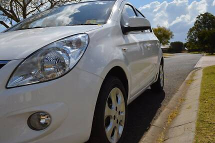 2011 Hyundai i20 Hatchback. Very Low mileage done. Kearneys Spring Toowoomba City Preview