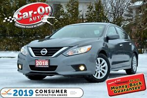 2018 Nissan Altima REAR CAM HTD SEATS FULL PWR GRP LOADED