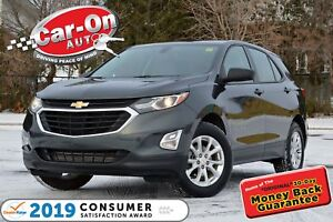 2018 Chevrolet Equinox REAR CAM HTD SEATS NAV READY ONSTAR LOADE