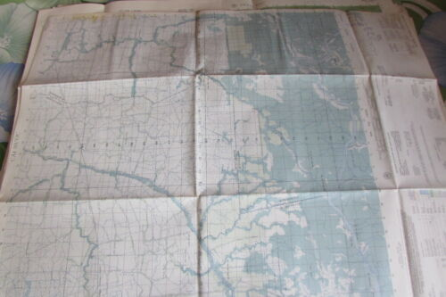 Vietnam war_US ARMY_MACV map_CAI NUOC