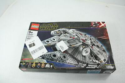 LEGO 75257 Star Wars The Rise of Skywalker Millennium Falcon Model Building Kit