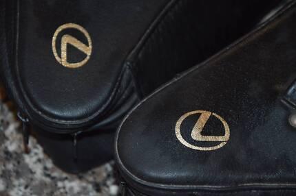 Genuine Lexus Leather First Aid / Valet Packs