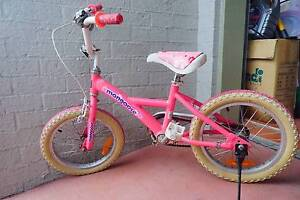 Mongoose girls bicycle (for about 5 years old girl) Kelvin Grove Brisbane North West Preview